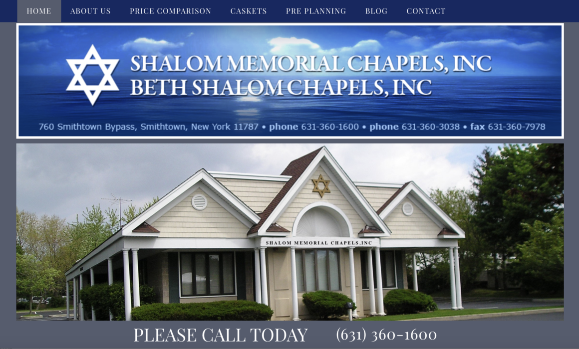 Long Island Jewish Funeral Home
