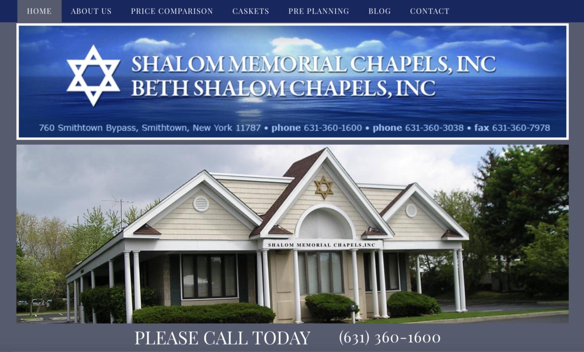 Long Island Jewish Funeral Home